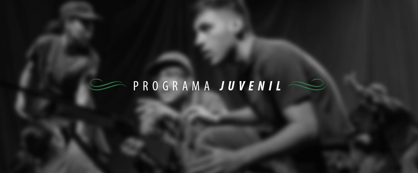 Programa Juvenil Fabula