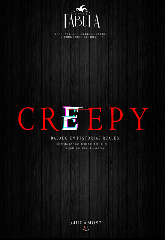 Cartelera-Creepy