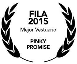 PinkyPromise vestuario FILA